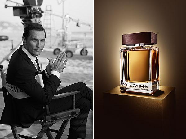 Matthew McConaughey Dolce & Gabbana