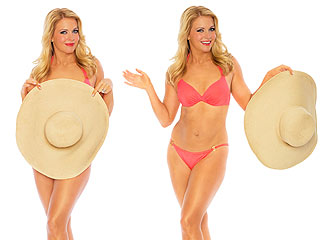 Melissa Joan Hart Shows Off 40-Lb. Weight Loss in Sexy Pink Bikini | Melissa Joan Hart