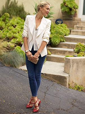 Anita Patrickson blog stylist
