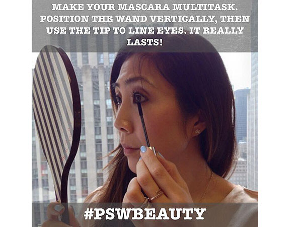 Twitter Beauty Tips