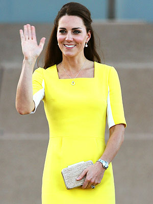 Is Kate Adopting a New Hairstyle on the Royal Tour?