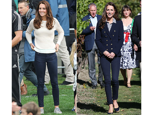 Kate Middleton New Zealand post