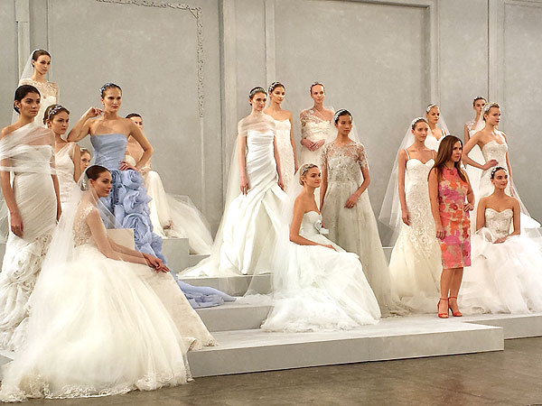 Bridal Fashion Week Spring 2015