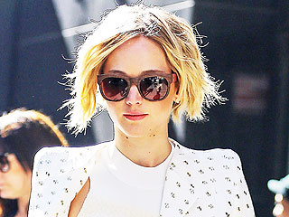 Jennifer Lawrence's Pixie Is Now a Bob! See It from All Angles