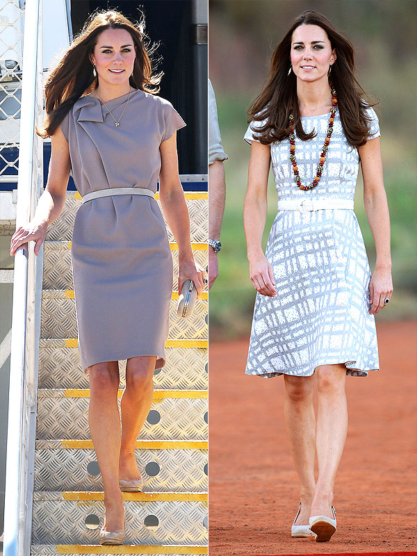 Kate Middleton Australia trip