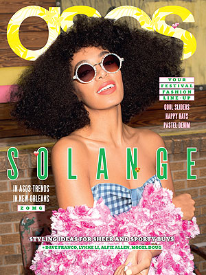 Solange Knowles Asos