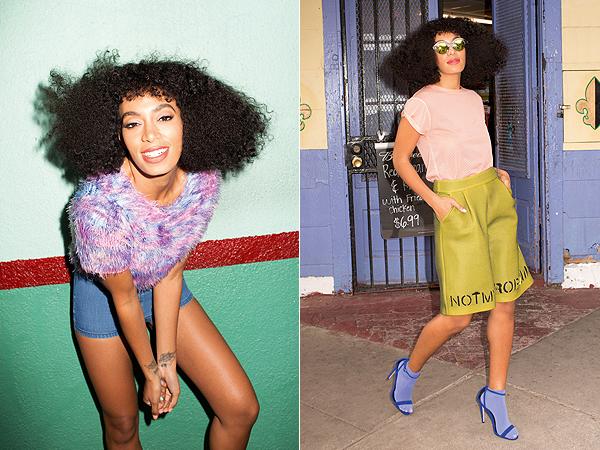 Solange Knowles Style Asos Magazine