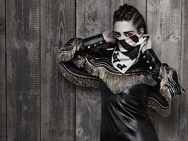 Kristen Stewart Chanel Ads
