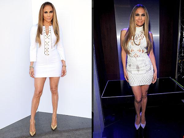 Jennifer Lopez American Idol style, I heart radio