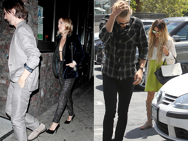 Kate Hudson, Matthew Bellamy, Vanessa Hudgens and Austin Butler