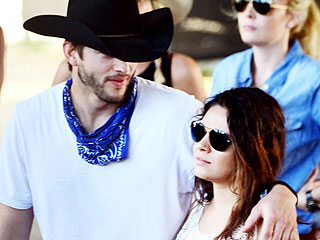 Mila Kunis's Bump-Baring Crochet Top and More Date Looks You Have to See