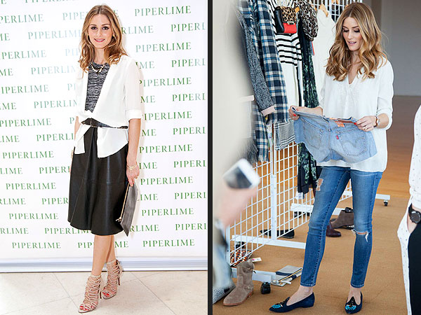 Olivia Palermo style Piperlime