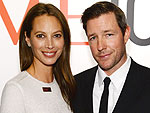 See Christy Turlington's Sexy New Calvin Klein Ads – Starring Husband Ed Burns!
