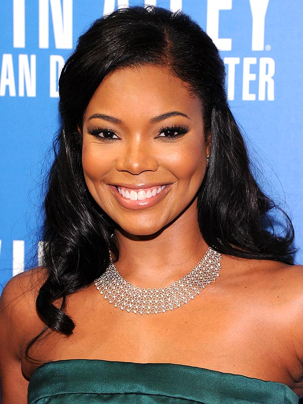 Gabrielle Union wedding beauty