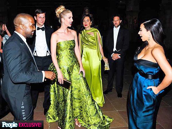 Ivanka Trump Met Gala