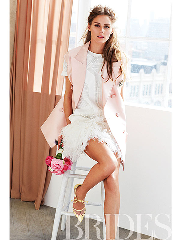 Olivia Palermo wedding dresses Brides