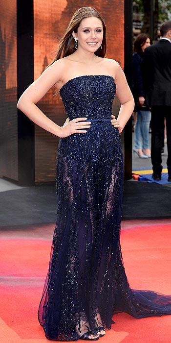 Elizabeth Olsen Best Dressed