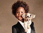 Quvenzhané Wallis Lands Cutest High-Fashion Modeling Gig Ever