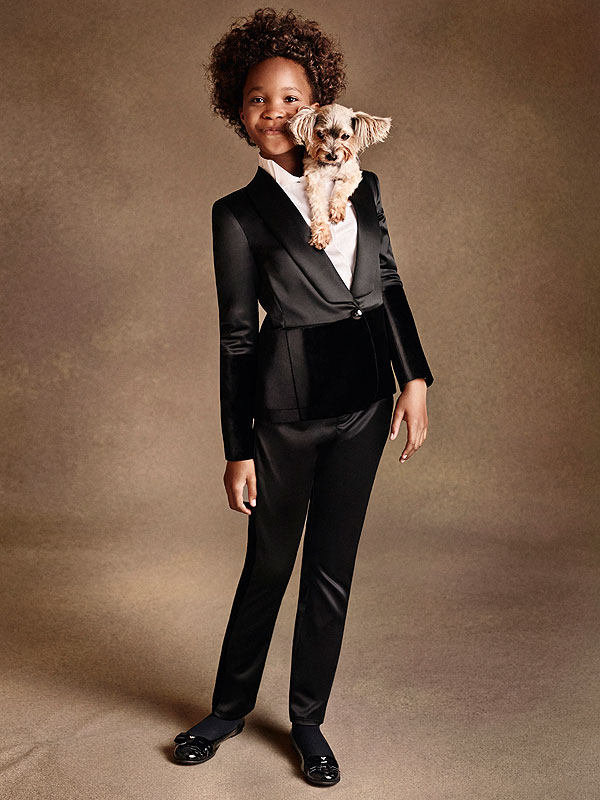 Quvenzhané Wallis Armani Junior