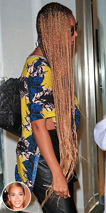 Beyonce box braids
