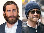 PHOTO: Jake Gyllenhaal Shaves His Beard! | StyleWatch, Jake Gyllenhaal