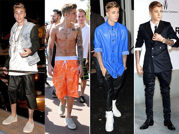 Justin Bieber Cannes