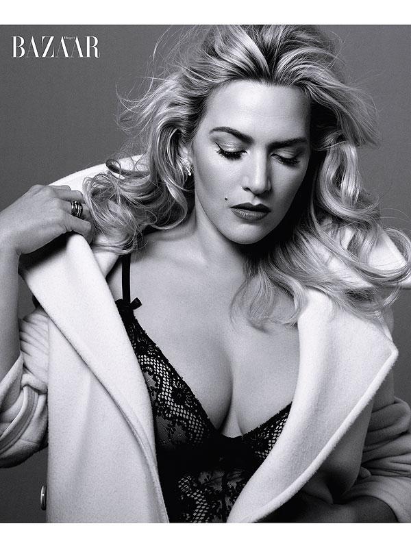 Kate Winslet Harper's Bazaar