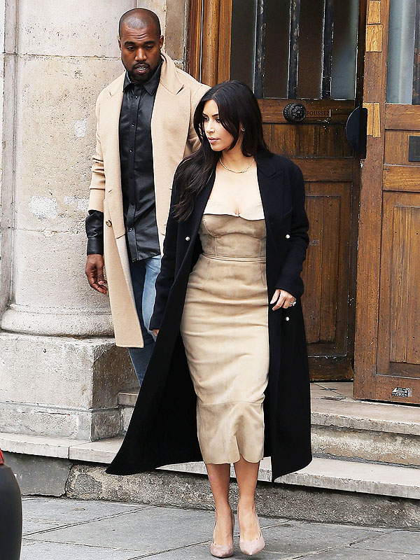 Kim Kardashian Paris wedding