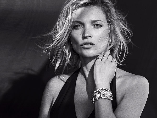 Kate Moss David Yurman