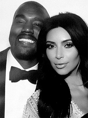 Kim Kardashian Kanye West wedding dresses