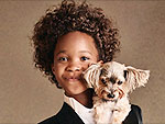 Quvenzhané Wallis Sounds Off on Armani Modeling Gig (and Cute Puppy Costars) | StyleWatch, Quvenzhane Wallis