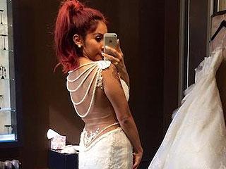 Snooki Goes Wedding Dress Shopping, Shares a Sneak Peek (PHOTO)