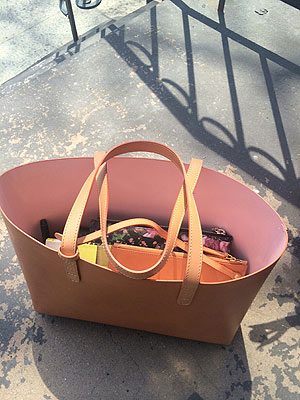 Mansur Gavriel bag Kate Young