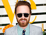 Aaron Paul's Wife Loves His 'Mangy' Beard