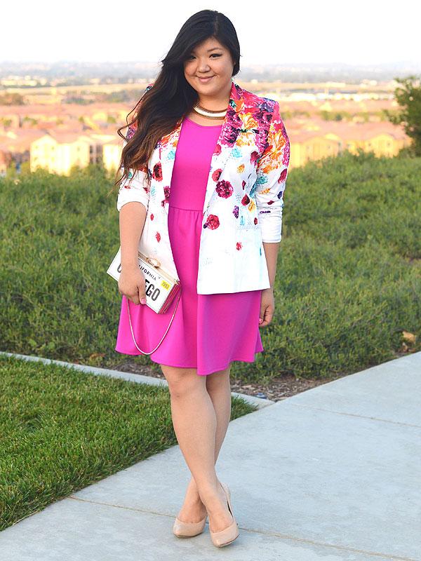 Allison Teng Plus-Size Style