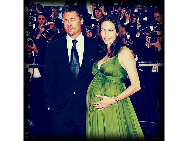Brad Pitt and Angelina Jolie Cannes Film festival 2008