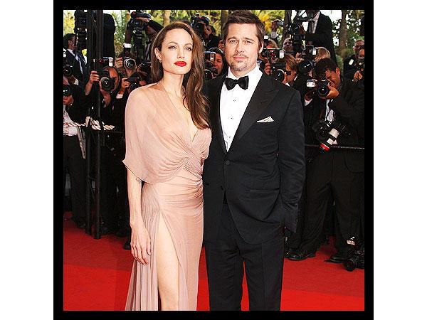 Angelina Jolie Versace Dress Cannes Film Festival 2009