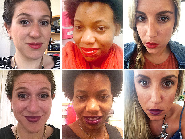 We Tried It, Mac Lipsticks