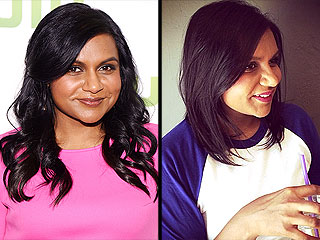 Mindy Kaling Fights 'Sweaty Neck' with Her New Haircut (Plus, Two More Star Chops!)