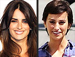 Penélope Cruz with Short Hair? Believe It