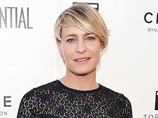 Robin Wears One of the Cutest Jumpsuits We've Ever Seen | StyleWatch, Robin Wright