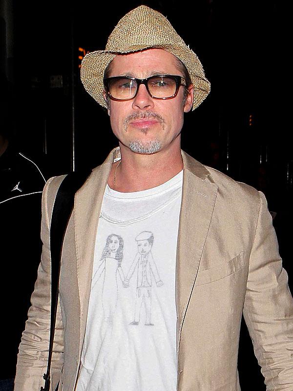 Brad Pitt shirt