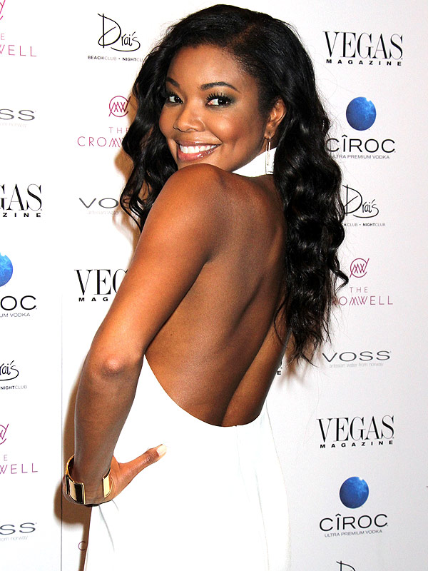 Gabrielle Union Wedding planning