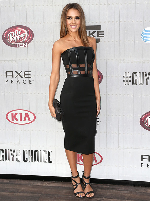Jessica Alba Best Dressed