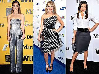 Red Carpet Trend Report: Dressy Jumpsuits Are Taking Over