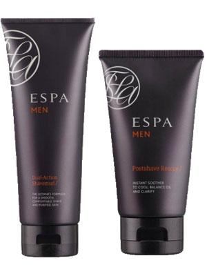 ESPA shave kit