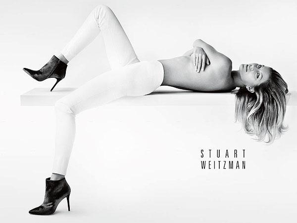 Gisele Bündchen Stuart Weitzman