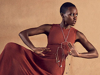 Lupita Nyong'o Stuns on First Vogue Cover – See the Gorgeous Photos