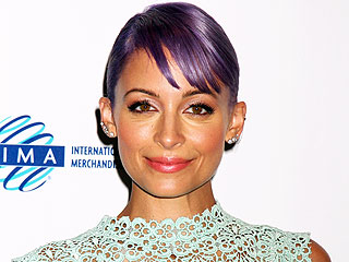 You'll Never Guess Who Convinced Nicole Richie to Dye Her Hair Purple