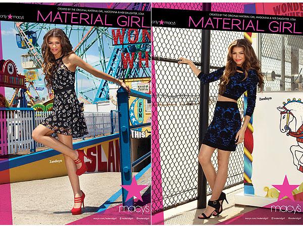 Material Girl Zendaya